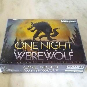 Board Bezier Games - One Night Ultimate Werewolf